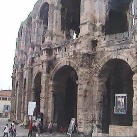 Kolloseum in Arles