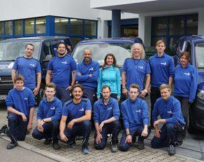 Team Kaiser Kälte-Klimatechnik