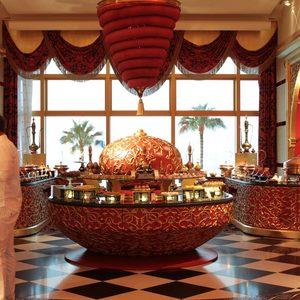 Buffet im Burj al Arab
