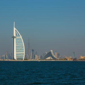 Burj al Arab und Dubai