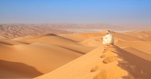 Safari durch die Dünen