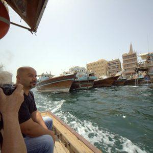 Reda auf Bootstour