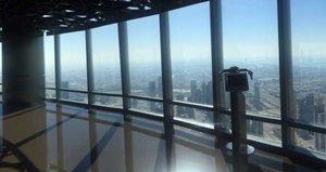 Aussichtspunkt im Burj Khalifa