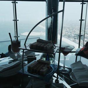 Süßspeisen im Burj al Arab