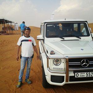 Safari Leiter Shehab