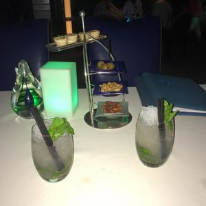 Cocktails in Dubai