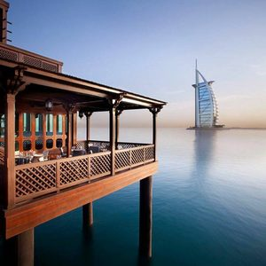 Burj al Arab am Meer