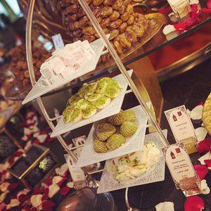 Süßspeisen in Dubai