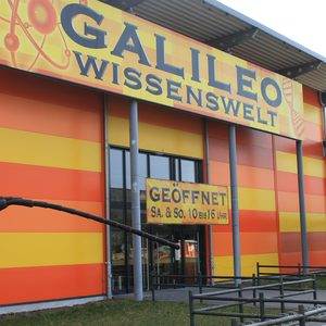 Galileo Wissenswelt Burg