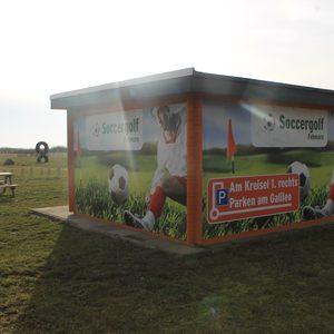 Soccergolf Burg
