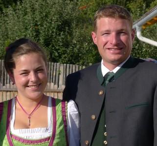 Steffi und Michael Wohlfahrter, Inhaber Berger Getränkemarkt