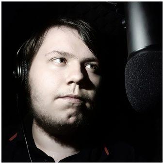 Aaron Breunig, Sprecher für Hörspiele und Hörbücher