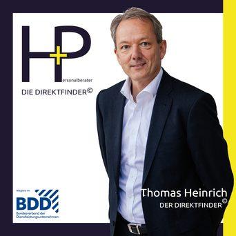 Thomas Heinrich Personalberater Itzehoe Norderstedt Husum Heide Kiel Elmshorn Rellingen