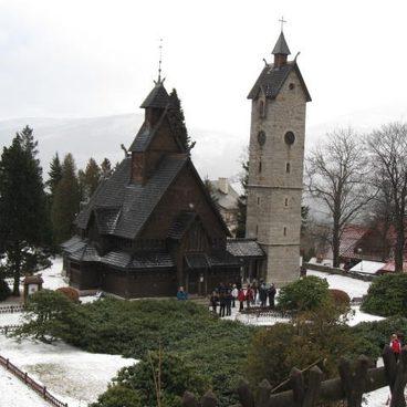 Kirche Wang Karpacz