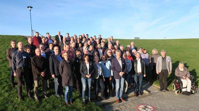 Beteiligte Bürgerinnen und Bürger bei der Tagesveranstaltung VIP am 24.03.2017 in Neuharlingersiel.