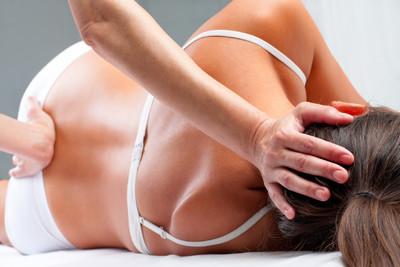 Hier finden Sie die in unserer Praxis angebotenen Körpertherapieformen