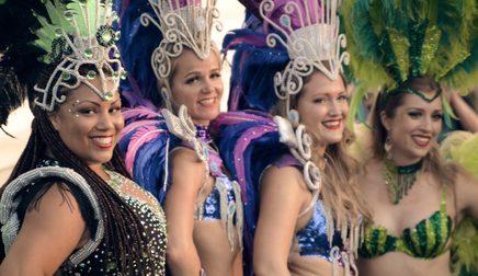 Eventfilm Samba Festival