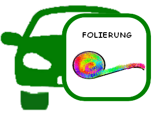 Folierung Car-Wrapping