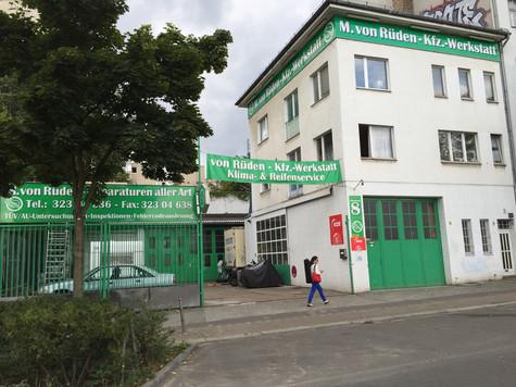 KFZ-Werkstatt Michael von Rüden
