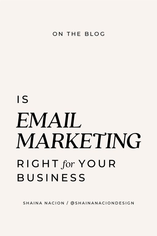 Blog Cover Image - Is email marketing right for you