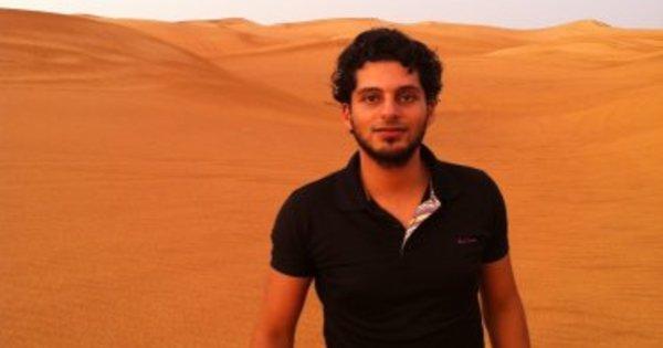 Reiseleiter Mohamed Saleh