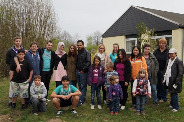 Für Familien  mit Kindern , Rentner die sich einen Urlaub nicht leisten können.    7 Tage im Ferienhaus, Busfahrt ab Adelsheim kostenlos .
