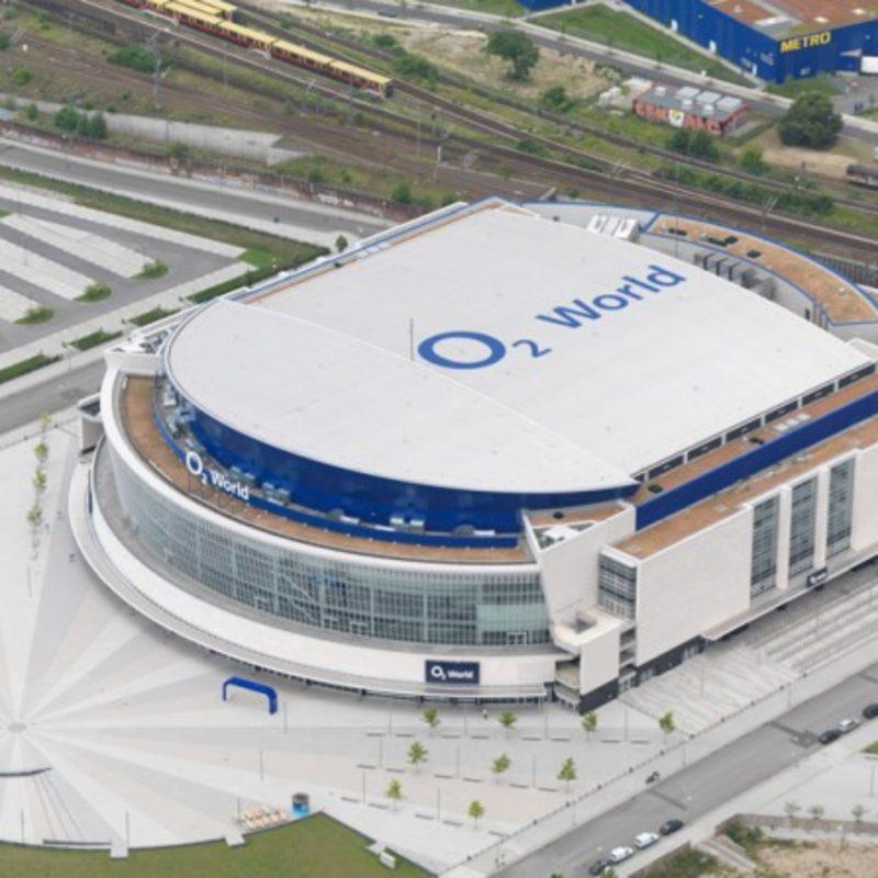 O2-Arena Berlin
