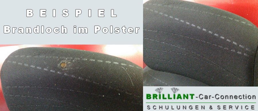 Smart-Repair Polster