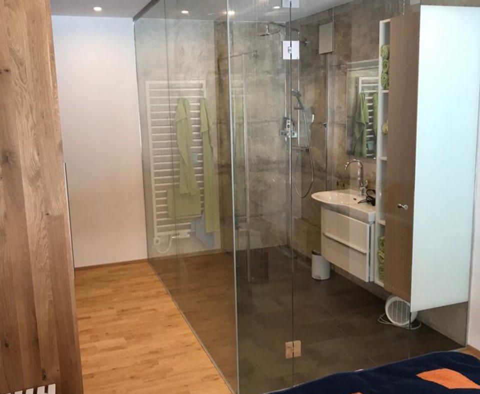 Verglasungen Duschen & Bäder
